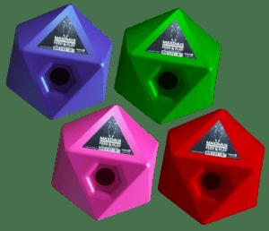 Maximus Snoepjesbal In Diverse Kleuren