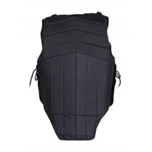 horka b safe bodyprotector zwart