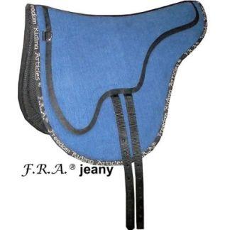 F.R.A.® Jeany Rijsjabrak Jeans Blauw