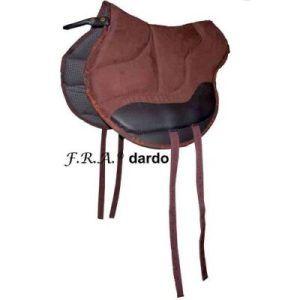 FRA bareback pad Dardo Bruin
