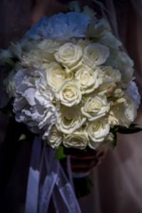 L&T Bridal Bouquet