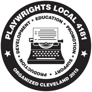 Playwrights Local 4181 Logo
