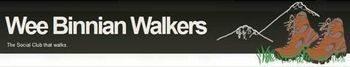 Wee Binnian Walkers