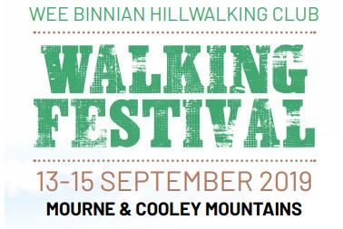 September Hillwalking Festival