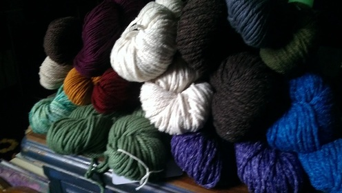 O-Wool yarn
