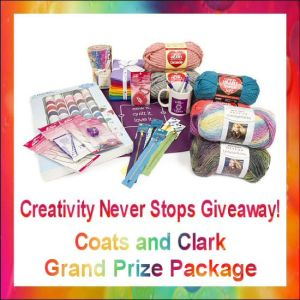Coats and Clark Grand Prize Package $200 RV