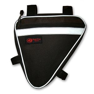 Triangular Bike Bag by Red Fox Sports