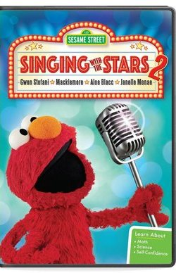 Sesame Street: Singing with the Stars 2 Giveaway - Join us as we dance and sing along with Elmo and friends!