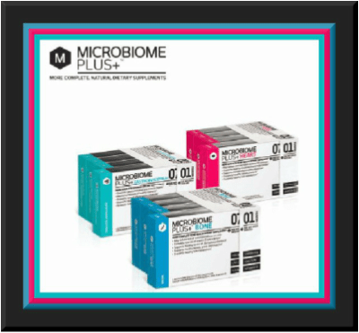 5 Winners! Microbiome Plus Giveaway ends 2/14