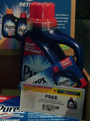 Purex® plus Clorox 2® Detergent #Giveaway Ends 5/31 #PurexPlusClorox2 #SocialInsiders #ad