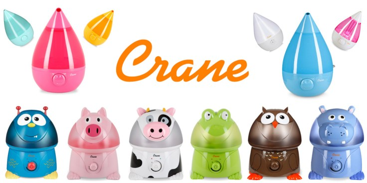 Crane - part of US Japan Fam's Back To School Bonanza!