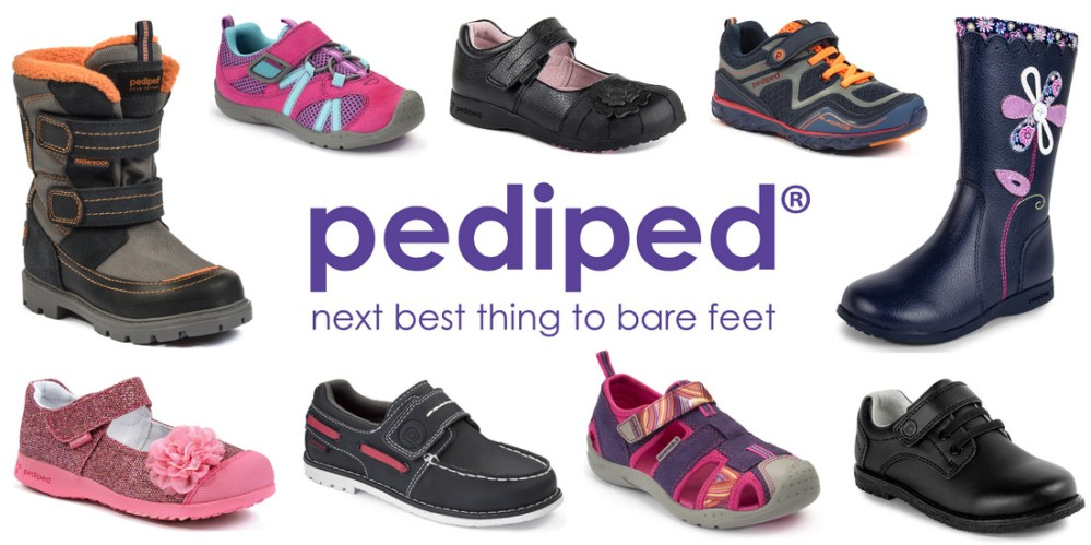 Pediped - part of US Japan Fam's Back To School Bonanza!