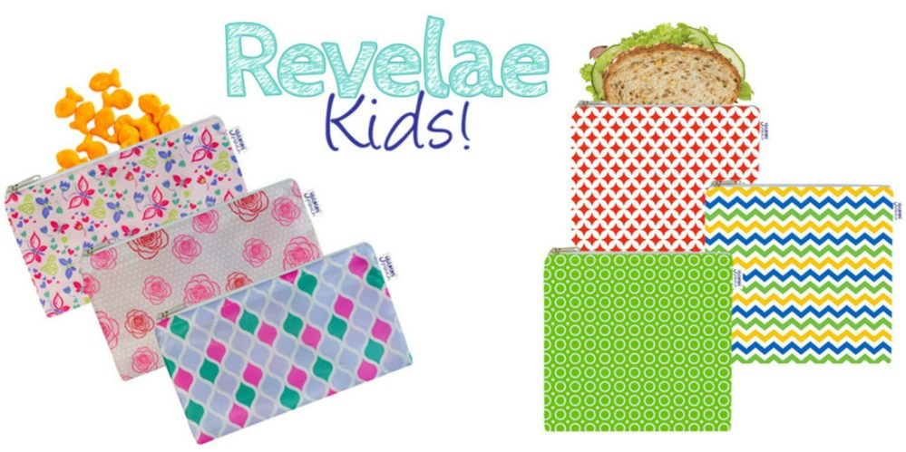 Revelae Kids' Yummi Pouches - part of US Japan Fam's Back To School Bonanza!