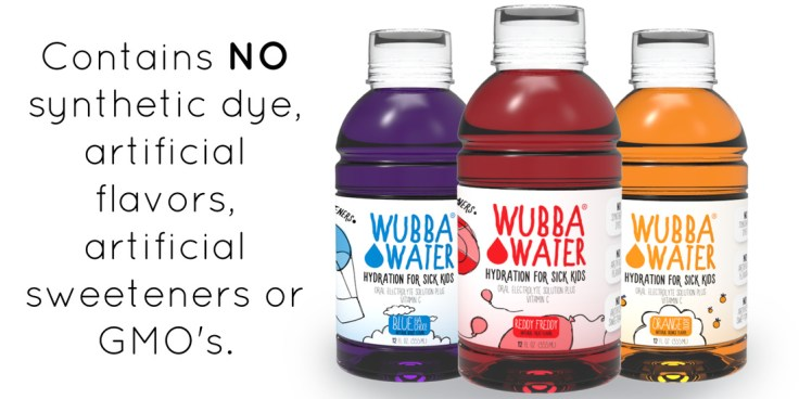 Wubba Water - part of US Japan Fam's Back To School Bonanza!