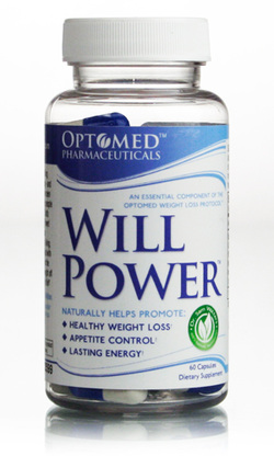 Willpower Pills