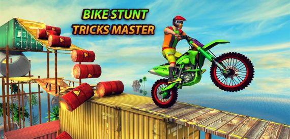 bike stunt game download
