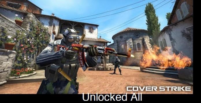 Cover Strike Mod Apk