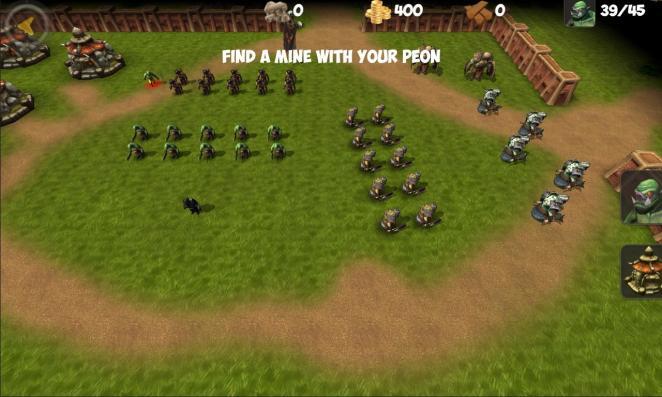 orc clash mod apk