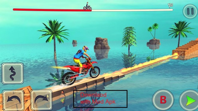 Bike Stunt Race Master 3D Racing 2020 Mod Apk