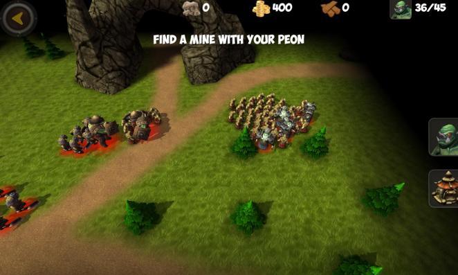 OrcWar Clash RTS Mod Apk