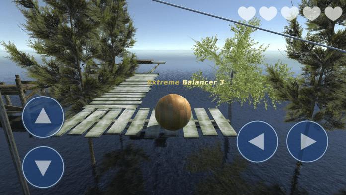 screenshot of extreme balancer 3