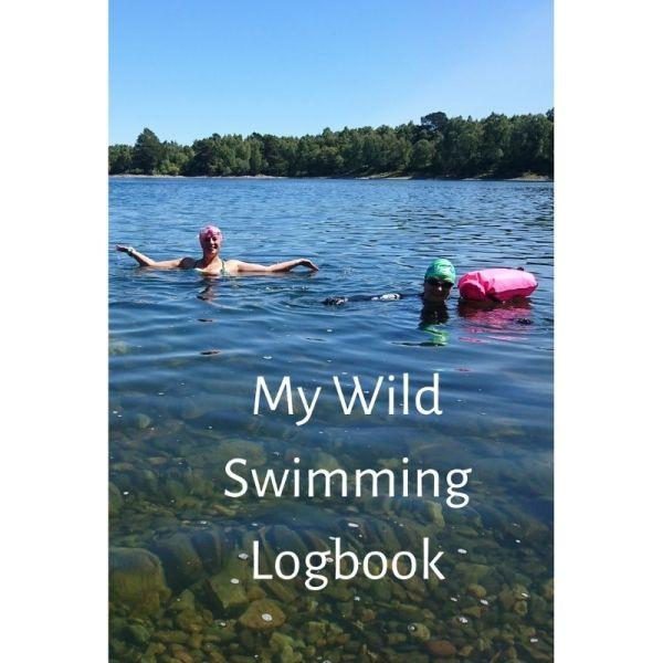 Cover Original My Wild Swimming Logbook