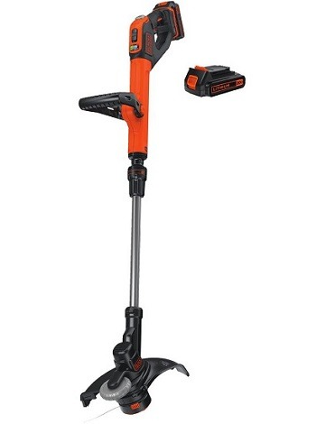Black and Decker 20 Volt Weed Eater LSTE525