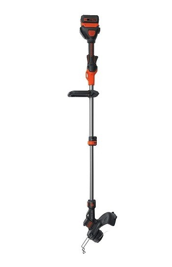 Black and Decker Battery Powered Weed Eater LST540