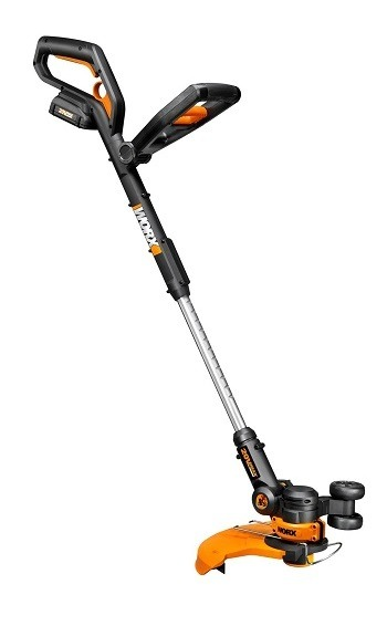 Worx 20-Volt GT 2.0 String TrimmerEdgerMini-Mower WG160