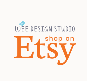 Wee Design Studio Etsy shop
