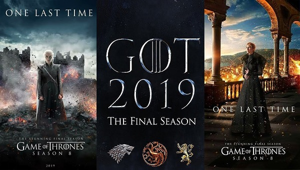 Watch Game of Thrones Season 8 All Episodes