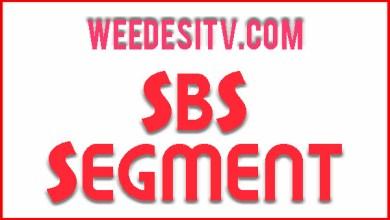Weedesitv.com SBS Segment