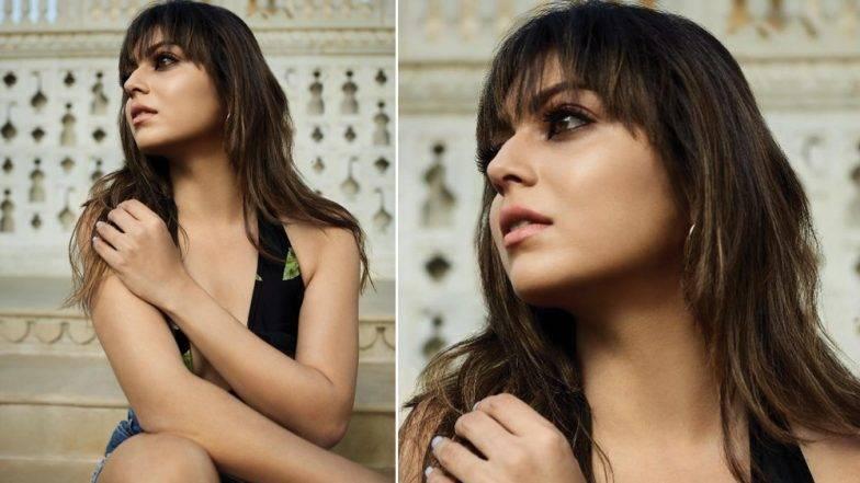 Drashti Dhami Hot Hairstyle