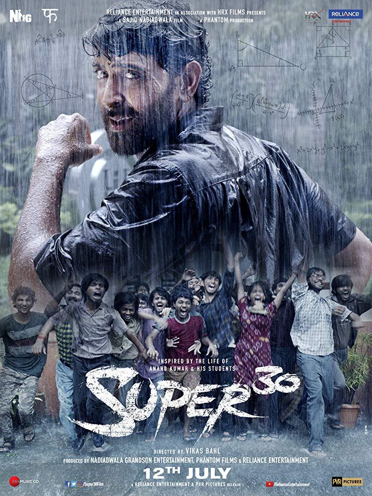 Super 30 Trailer, Release Date, Star Cast Hrithik Roshan Upcoming Movie