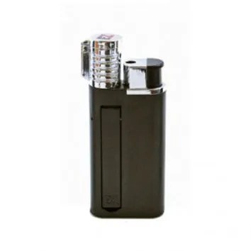 Pipe lighter combo is a bowl and lighter in one!