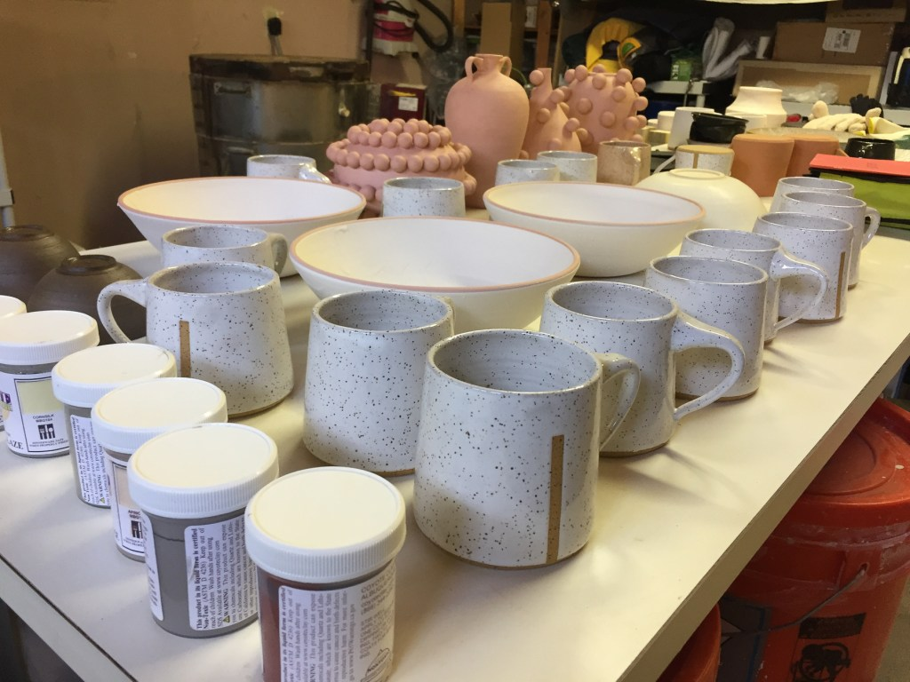 glazes and ceramics, zziee ceramics