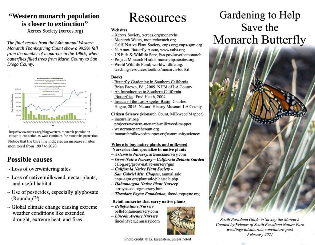 Monarch Brochure, p1
