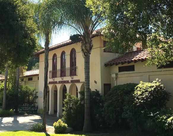 Monrovia Historical Museum
