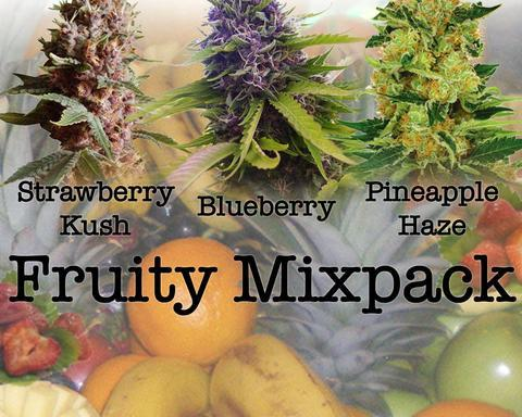 Fruity Mixed Pack