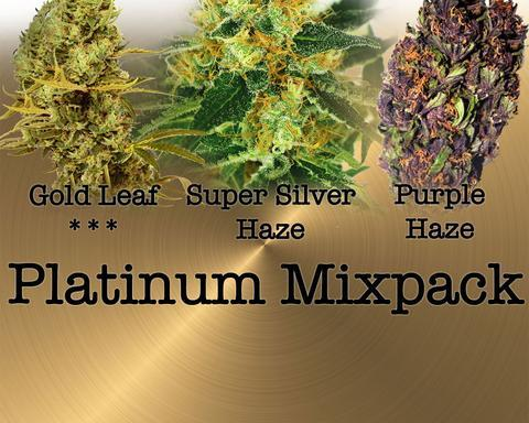 Platinum Mixed Pack