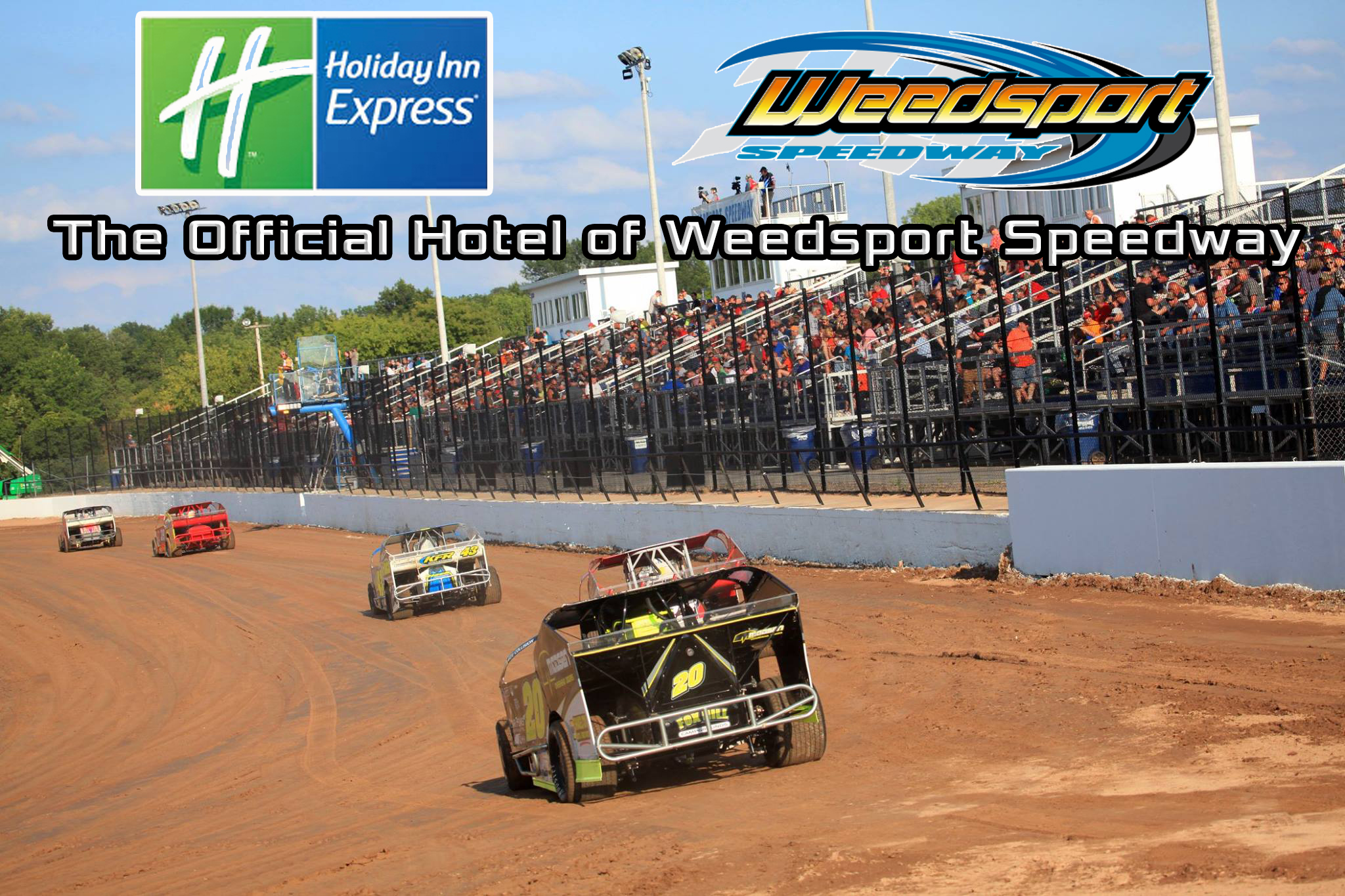 Holiday Inn Express Fairgrounds Named Official Hotel of