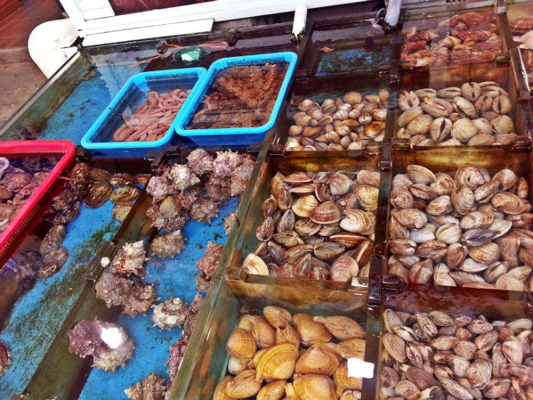 Haeundae Market Busan