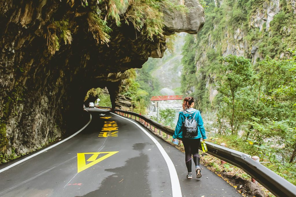 How to Plan an Independent Trip to Taroko Gorge National Park Taiwan