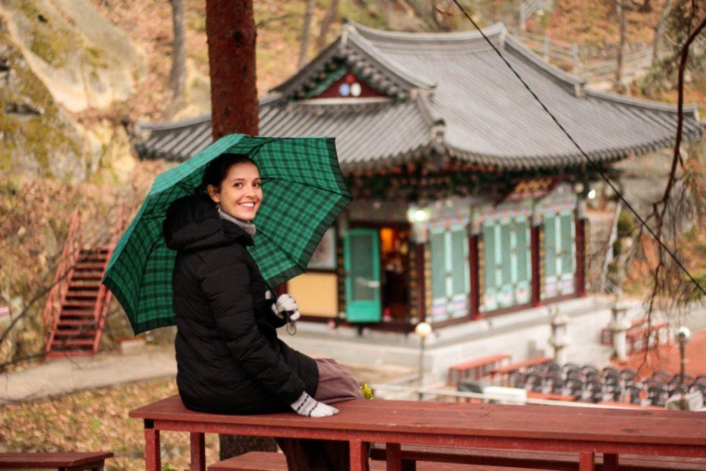 templestay korea sunmudo golgulsa gyeongju