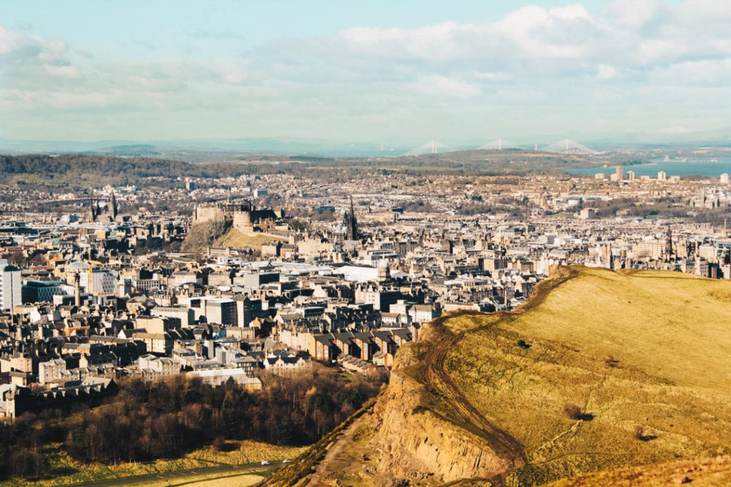 Edinburgh Budget Travel Tips