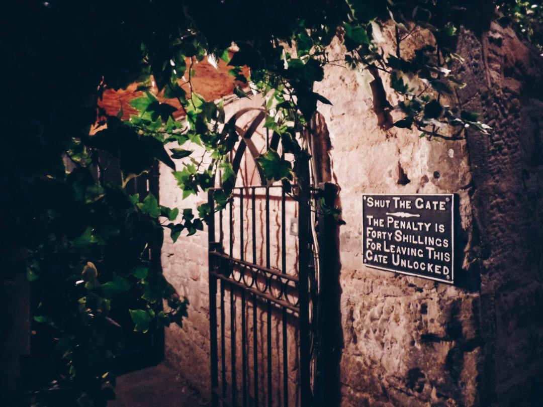 haunted edinburgh ghost tour