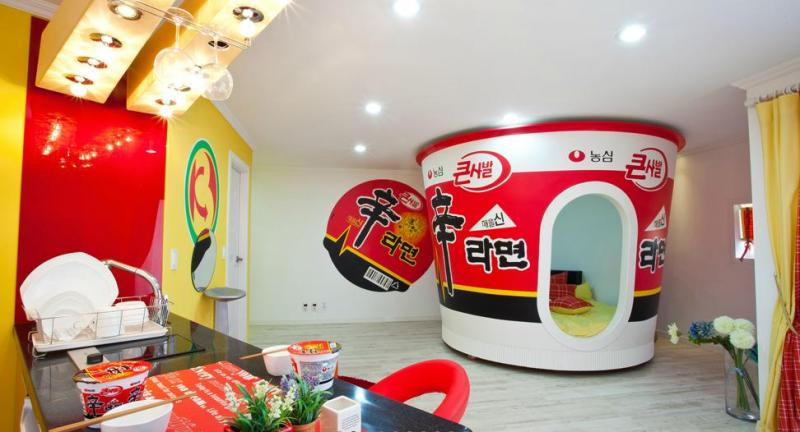 10 Weird And Wonderful Places To Stay In South Korea