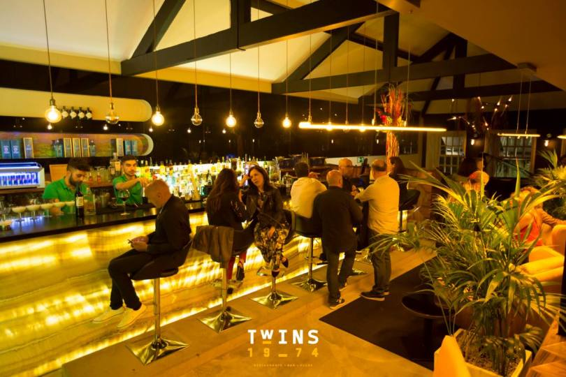 Bar du Twins 19.74 - Porto