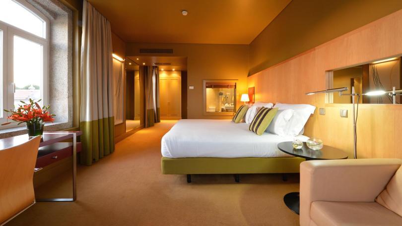 Chambre standard - Pestana Palacio do Freixo - Hotel 5 etoiles - Porto