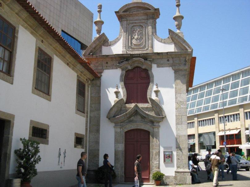 Chapelle Nossa Senhora do Bom Sucesso - Centre commercial Shopping Cidade do Porto - Porto